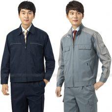 Quan ao dong phuc bao ho GLU X157 quần áo bảo hộ lao động