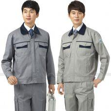 Quan ao dong phuc bao ho GLU X158 quần áo bảo hộ lao động
