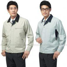 Quan ao dong phuc bao ho GLU X162 quần áo bảo hộ lao động