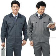 Quan ao dong phuc bao ho GLU X164 quần áo bảo hộ lao động