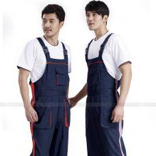 Quan ao dong phuc bao ho GLU X172 quần áo bảo hộ lao động