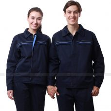 Quan ao dong phuc bao ho GLU X179 quần áo bảo hộ lao động