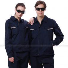Quan ao dong phuc bao ho GLU X190 quần áo bảo hộ lao động