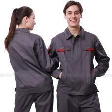Quan ao dong phuc bao ho GLU X191 quần áo bảo hộ lao động