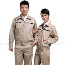 Quan ao dong phuc bao ho GLU X194 quần áo bảo hộ lao động