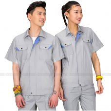 Quan ao dong phuc bao ho GLU X200 quần áo bảo hộ lao động