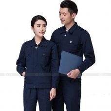 Quan ao dong phuc bao ho GLU X204 quần áo bảo hộ lao động
