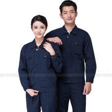 Quan ao dong phuc bao ho GLU X206 quần áo bảo hộ lao động
