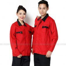 Quan ao dong phuc bao ho GLU X209 quần áo bảo hộ lao động