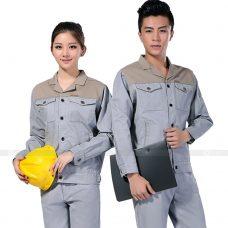 Quan ao dong phuc bao ho GLU X223 Đồng Phục Bảo Hộ Lao Động