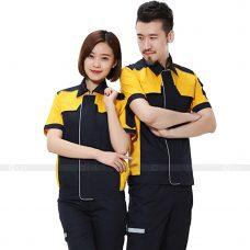 Quan ao dong phuc bao ho GLU X250 Đồng Phục Bảo Hộ Lao Động