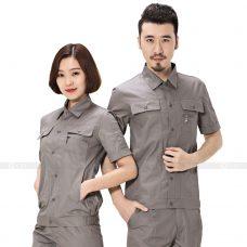 Quan ao dong phuc bao ho GLU X260 Đồng Phục Bảo Hộ Lao Động
