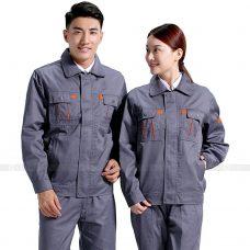 Quan ao dong phuc bao ho GLU X261 Đồng Phục Bảo Hộ Lao Động