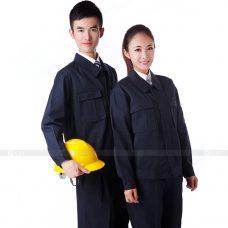 Quan ao dong phuc bao ho GLU X306 Đồng Phục Bảo Hộ Lao Động