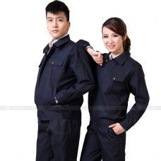 Quan ao dong phuc bao ho GLU X318 Đồng Phục Bảo Hộ Lao Động