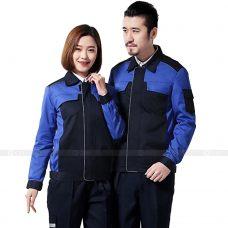 Quan ao dong phuc bao ho GLU X363 Đồng Phục Bảo Hộ Lao Động