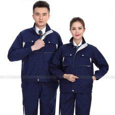 Quan ao dong phuc bao ho GLU X430 Đồng Phục Bảo Hộ Lao Động