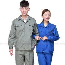 Quan ao dong phuc bao ho GLU X551 Đồng Phục Bảo Hộ Lao Động