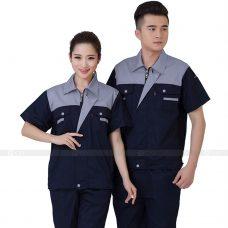 Quan ao dong phuc bao ho GLU X558 Đồng Phục Bảo Hộ Lao Động