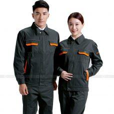 Quan ao dong phuc bao ho GLU X621 Đồng Phục Bảo Hộ Lao Động