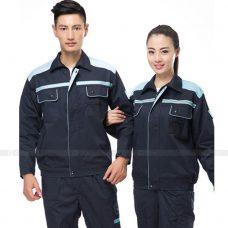 Quan ao dong phuc bao ho GLU X632 Đồng Phục Bảo Hộ Lao Động