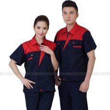 Quan ao dong phuc bao ho GLU X724 Đồng Phục Bảo Hộ Lao Động
