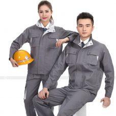 Quan ao dong phuc bao ho GLU X733 Đồng Phục Bảo Hộ Lao Động
