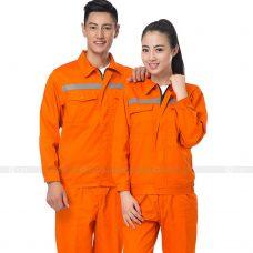 Quan ao dong phuc bao ho GLU X742 Đồng Phục Bảo Hộ Lao Động