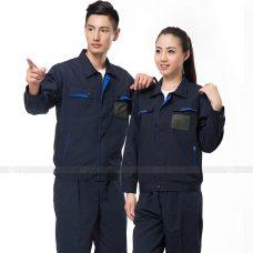 Quan ao dong phuc bao ho GLU X810 Đồng Phục Bảo Hộ Lao Động
