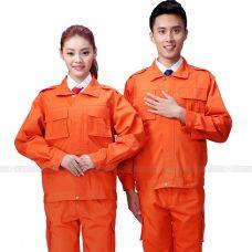 Quan ao dong phuc bao ho GLU X840 Đồng Phục Bảo Hộ Lao Động