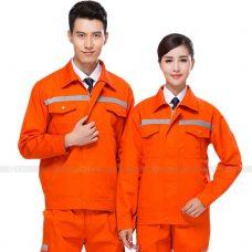 Quan ao dong phuc bao ho GLU X890 Đồng Phục Bảo Hộ Lao Động