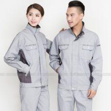Quan ao dong phuc bao ho GLU X906 Đồng Phục Bảo Hộ Lao Động