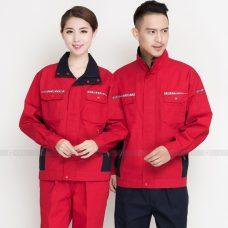 Quan ao dong phuc bao ho GLU X907 Đồng Phục Bảo Hộ Lao Động