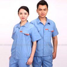 Quan ao dong phuc bao ho GLU X911 Đồng Phục Bảo Hộ Lao Động