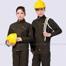 Quan ao dong phuc bao ho GLU X913 Đồng Phục Bảo Hộ Lao Động