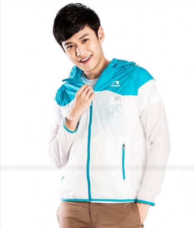 Ao Khoac Dong Phuc Cong Ty GLU AKC02 áo đồng phục công ty