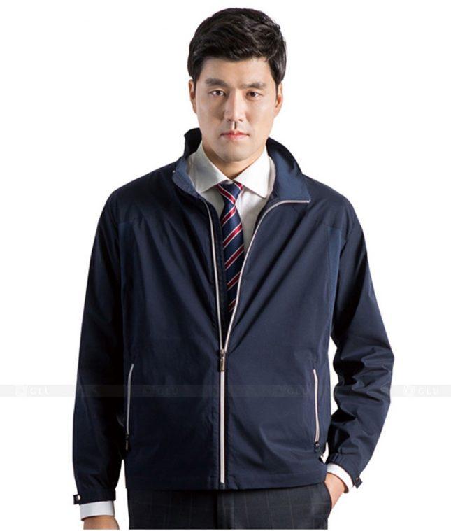 Ao Khoac Dong Phuc Cong Ty GLU AKC03 áo đồng phục công ty