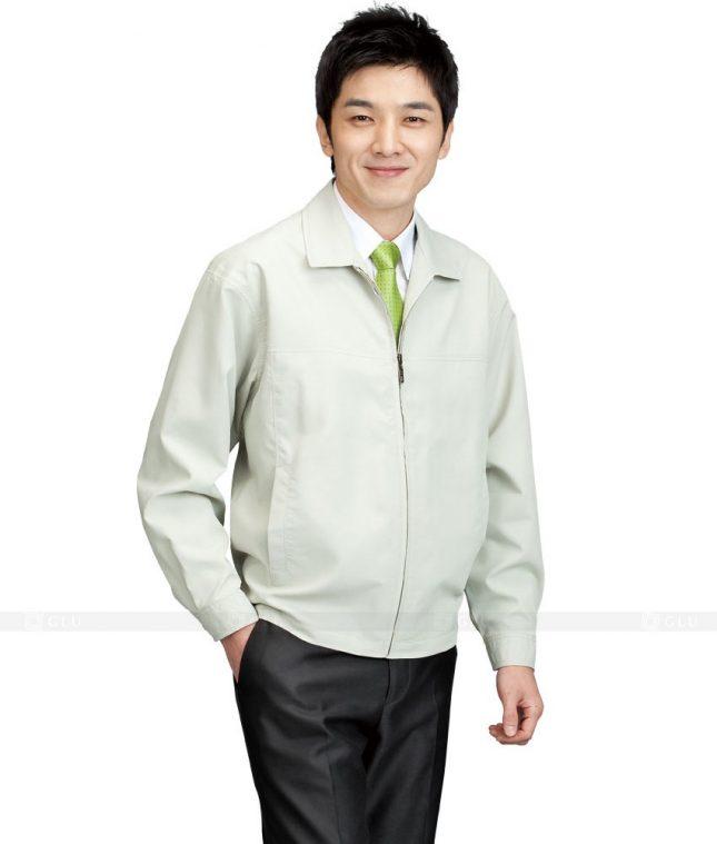 Ao Khoac Dong Phuc Cong Ty GLU AKC06 áo đồng phục công ty
