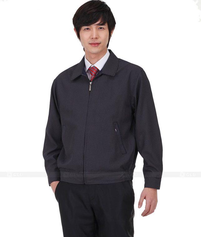 Ao Khoac Dong Phuc Cong Ty GLU AKC07 áo đồng phục công ty