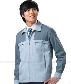 Ao Khoac Dong Phuc Cong Ty GLU AKC09 áo khoác đồng phục công ty
