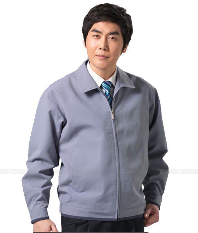 Ao Khoac Dong Phuc Cong Ty GLU AKC10 áo đồng phục công ty