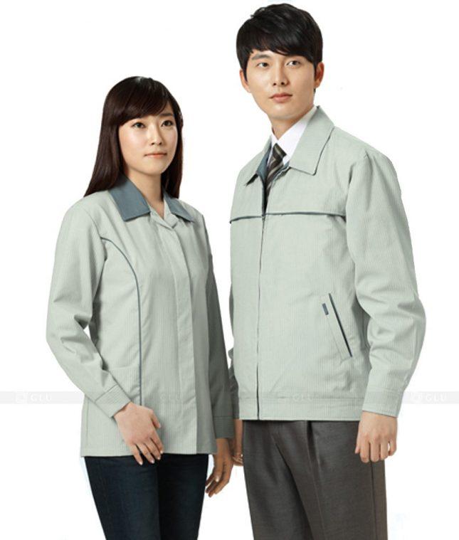 Ao Khoac Dong Phuc Cong Ty GLU AKC101 áo đồng phục công ty đẹp