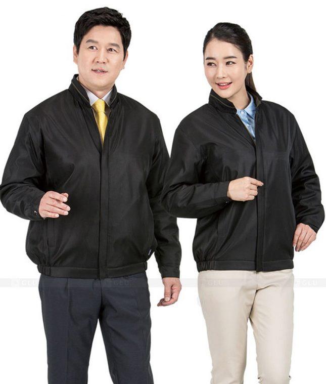 Ao Khoac Dong Phuc Cong Ty GLU AKC103 áo đồng phục công ty đẹp