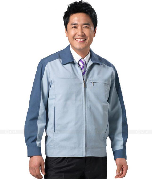 Ao Khoac Dong Phuc Cong Ty GLU AKC11 áo đồng phục công ty