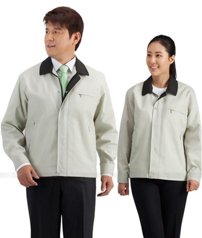 Ao Khoac Dong Phuc Cong Ty GLU AKC113 áo đồng phục công ty đẹp