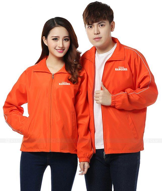 Ao Khoac Dong Phuc Cong Ty GLU AKC117 áo đồng phục công ty đẹp