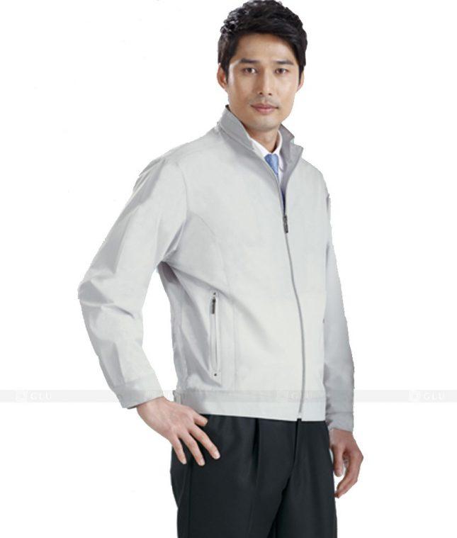 Ao Khoac Dong Phuc Cong Ty GLU AKC13 áo đồng phục công ty
