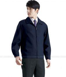 Ao Khoac Dong Phuc Cong Ty GLU AKC14 áo khoác đồng phục công ty