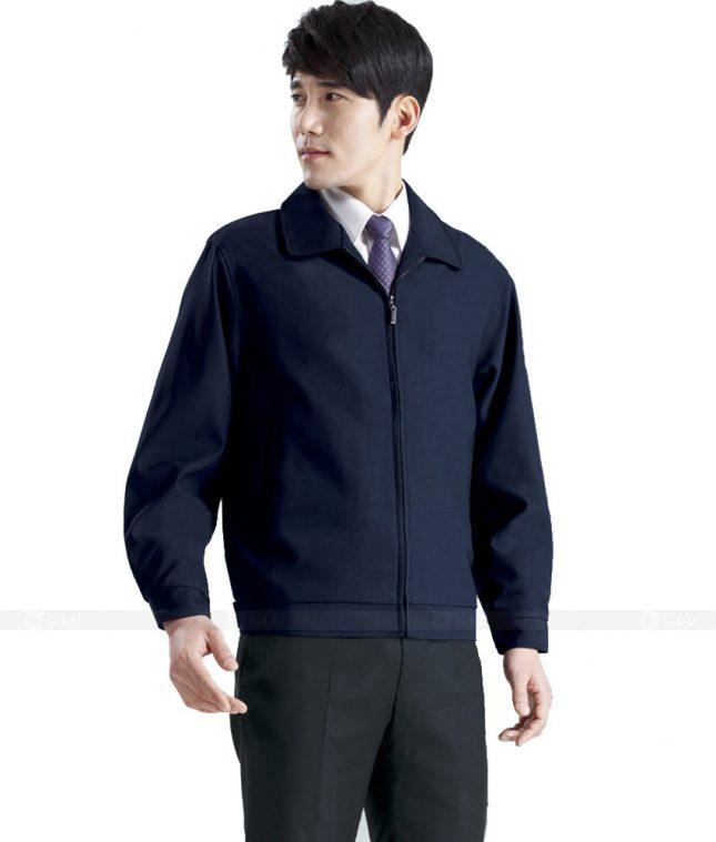 Ao Khoac Dong Phuc Cong Ty GLU AKC14 áo đồng phục công ty