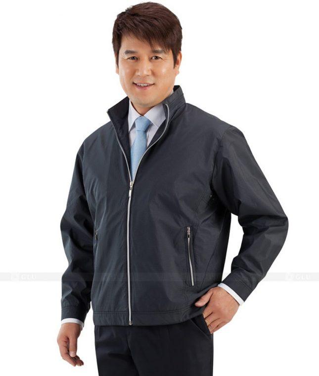 Ao Khoac Dong Phuc Cong Ty GLU AKC17 áo đồng phục công ty